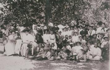 1-Marquez Family Barbecue 1888